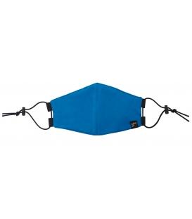 Mascarilla Higiénica Algodón Azul
