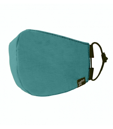 Buy Hygienic Green Vintage Cotton Mask in Vaho Barcelona. Offer!! off discount