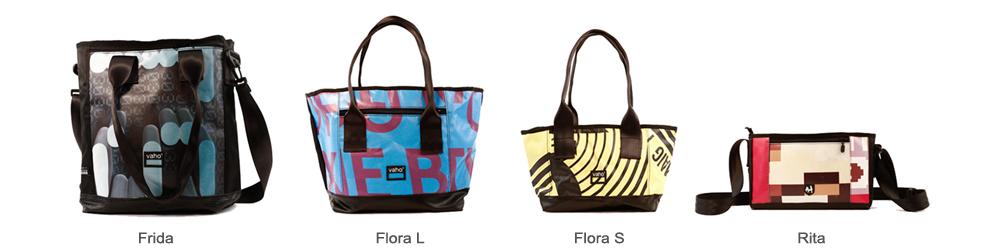 bolsos hechos a mano de mujer